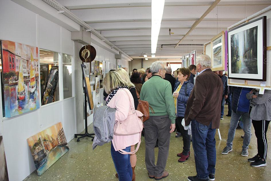 Freiraum Jungingen Ausstellung