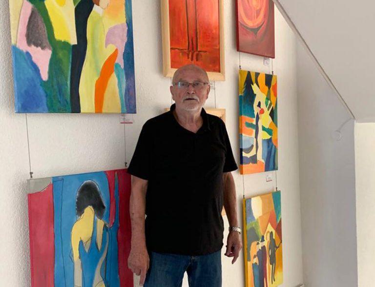Herbert Furch, Ausstellung im Rathaus Empfingen
