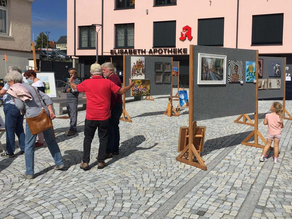 Straßengalerie 2021